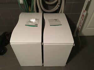 Whirlpool white pedestal drawer