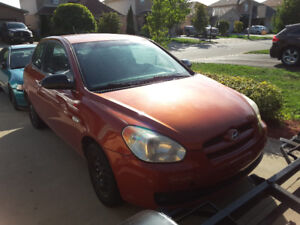 2008 Hyundai Accent Forsale