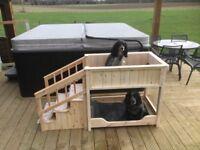 Doggy bunkbed