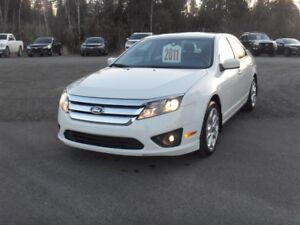 Ford Fusion 4dr Sdn I4 SE FWD 2011