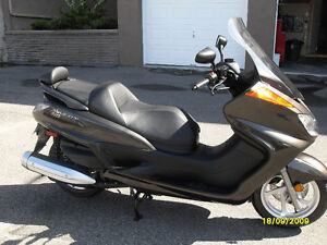 Super majesty 400 cc