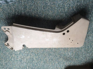 1986 1987 Suzuki GSXR750 Left Rear Side Cowl