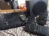 Sony surround sound DVD system