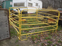 Sheep or to goat feeder$ 250 or trade to goats