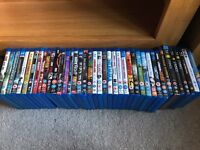 40 Blu rays