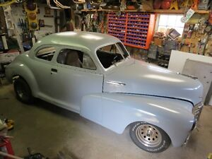 1948 chevy fleetmaster coupe project
