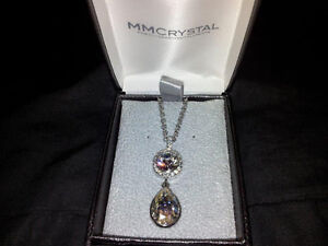 New Two Tier Necklace - Replacement value of $1,575 London Ontario image 1