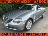 54 REG - CHRYSLER CROSSFIRE 3.2 ROADSTER AUTOMATIC SPORTS CONVERTIBLE