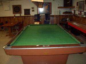 Beautiful Slate Snooker Table for Sale