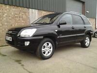 2007 KIA SPORTAGE 2.0 DIESEL VGT XS - HISTORY - NICE SPEC - CLIMATE - CRUISE