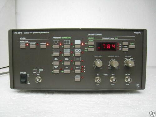 Philips PM 5515 Colour TV Pattern Generator