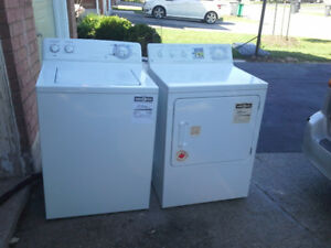 Kenmore Washer and dryer ( like new )