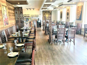 Burlington Restaurant For Sale in Busy Location