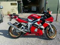 Yamaha R6 NEW 9K MILE ENGINE JUST FITTED JUST SERVICED CLEAN BIKE MAINTAINED BY