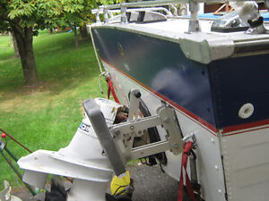 18 Ft. Springbok  I/O with trailer RESONiBLE OFFER CONSIDERED Kawartha Lakes Peterborough Area image 4