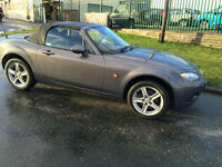 56 Mazda MX-5 1.8i option pack 50400 miles very clean example fresh service