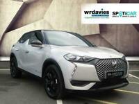 2021 DS DS 3 Crossback E-TENSE PERFORMANCE LINE Auto Hatchback Electric Automati