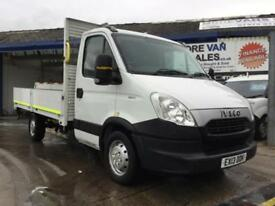 Black Friday Sales 2013 1 owner Iveco Daily S Class 2.3D 35S11 LWB pick up