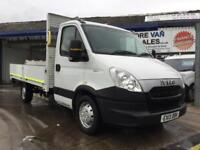 Xmas Sales 2013 1 owner Iveco Daily S Class 2.3D 35S11 LWB pick up