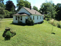 Cozy and fully restored cottage. $99,500 firm