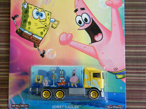 Hot Wheels SpongeBob Highway Hauler Belleville Belleville Area image 1