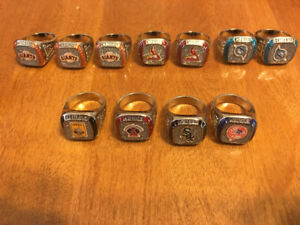 Coors Light World Series Commemorative Rings