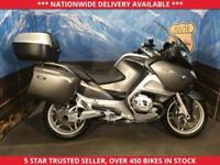BMW R1200RT R 1200 RT MU ABS ESA ASC CRUISE CONTROL LOW MILES 2012 62