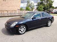 2004 Infiniti G35x...Certified and E-Tested