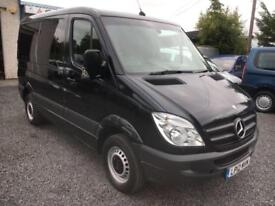 Mercedes-Benz Sprinter minibus 2.1TD automatic SWB wheelchair vehicle