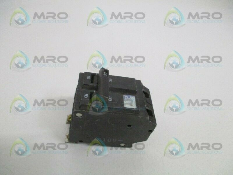 GENERAL ELECTRIC THHQB230 CIRCUIT BREAKER 30A *USED*