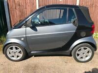 SMART CAR PULSE SOFTOUCH AUTO CONVERTIBLE 70,000 GENUINE MILES