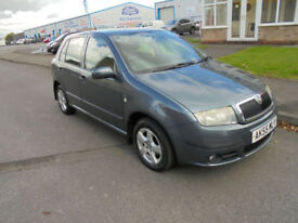 Skoda Fabia 1.9TDI PD ( 100bhp ) Elegance FULL HISTORY AND TIMING BELT