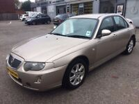 04 Rover 75 T 1.8 Connoisseur AUTO Facelift - MOT April - Only 53,000 Miles - Upgraded Gasket - PX