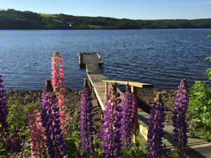 Cozy Lakeside Cottage Rental, Lochaber Lake, Antigonish, NS