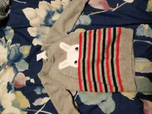 Over 30 pieces 3 to 6 month girls clothes