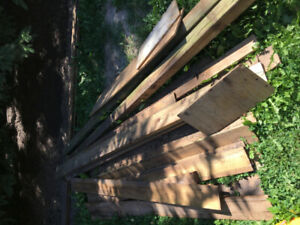 FREE Wood Boards - Pick Up ASAP