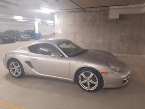 Superbe Porsche Cayman