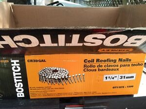 """Bostitch Coil Roofing Nails 1 1/4"""""""