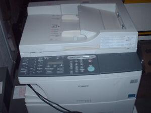 canon office fax / photocopier / printer