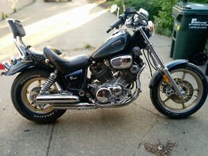 1986 XV750 Virago - $1950