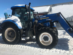 T6 165 Newholland