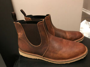 Red Wing Weekend Chelsea boots (Brand New)