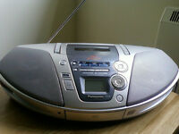 Panasonic RX ES29 power blaster (cd / radio / tape deck)