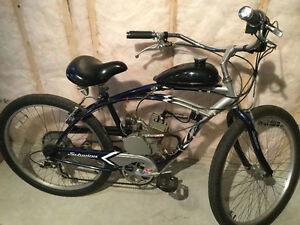 Schwinn Bicycle with Motor