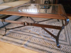 Coffee Table and Two End Tables