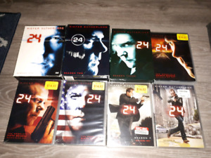 24: Complete Series on DVD