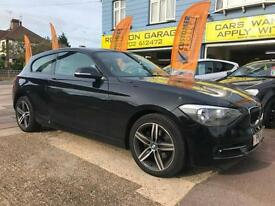 BAD CREDIT CAR FINANCE AVAILABLE 2014 14 BMW 120d SPORT AUTOMATIC