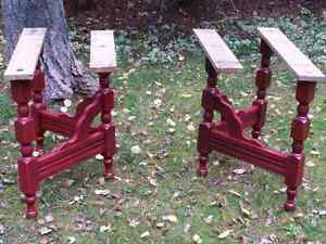 Sexy Red Table Legs!!PRICE REDUCED
