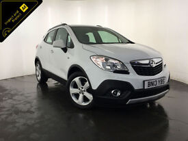 2013 VAUXHALL MOKKA EXCLUSIV CDTI DIESEL STOP/START FINANCE PX WELCOME