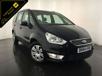 2014 64 FORD GALAXY ZETEC TDCI DIESEL AUTO 7 SEAT 1 OWNER FINANCE PX WELCOME